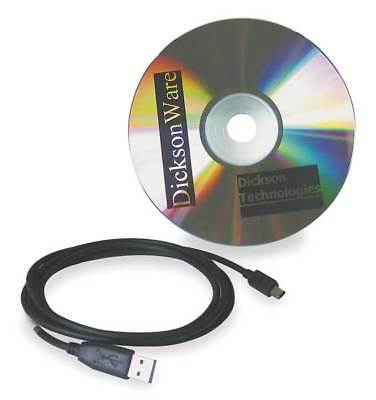 Software and USB Download Cable, Dickson, A016