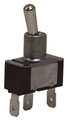 EATON XTD2G3A Toggle Switch, On/Off/Mom On, 1/4 In Lug