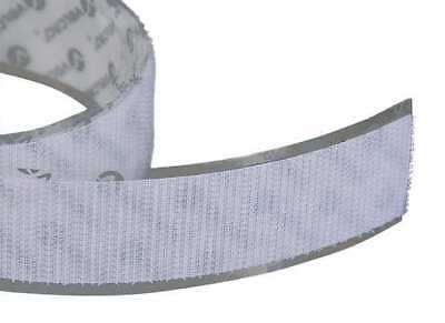 VELCRO 155183 Reclosable Fastener Strap, Roll, White