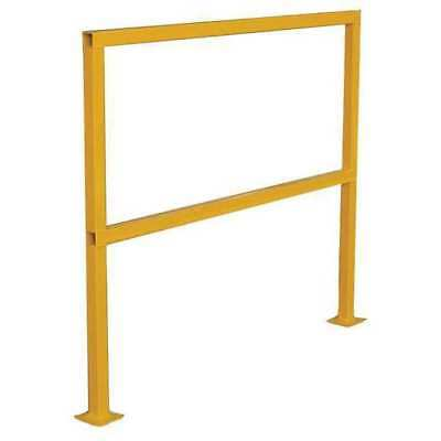 2HEK7 Sfty Hand Rail Section, 48 In x 42-1/8 In
