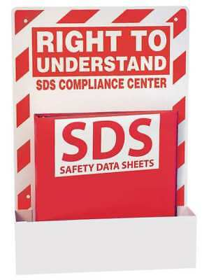 "SDS Right To Understand Station, Zing, 6039, 19-1/4""Hx13-1/2""W"
