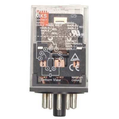 Plug In Relay, Omron, MKS3P5AC120
