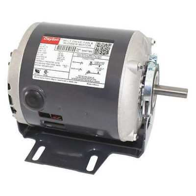 DAYTON 5K977 Motor, 1/4 HP, Split Ph, 1725 RPM, 115 V