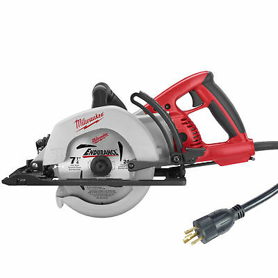 Milwaukee 6577-20 7-1/4'' Worm Drive Circular Saw with Twist Plug New