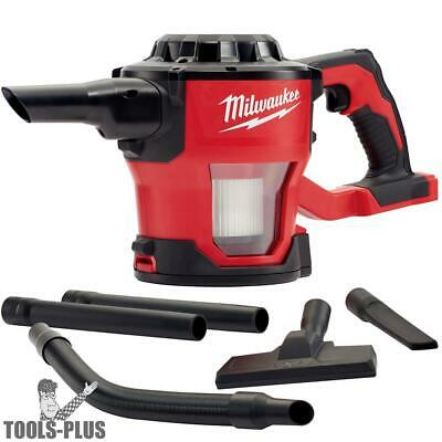 M18 Compact Vacuum (Tool Only) Milwaukee 0882-20 New