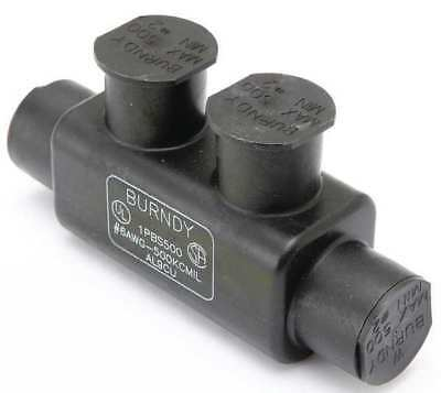 BURNDY 1PBS500 Insulated Multitap Connector,5.00 In. L
