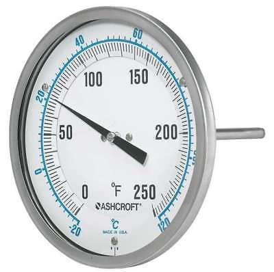 Dial Thermometer, Ashcroft, 50EI60R