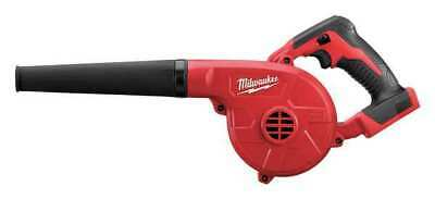 M18™ Handheld Blower, 100 cfm, 160 mph MILWAUKEE 0884-20