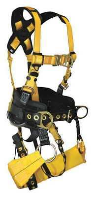 Tower Climb Full Body Harness 6D, S FALLTECH G7042S