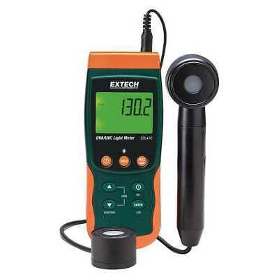 EXTECH SDL470 Light Meter, UVA and UVC, Backlit LCD