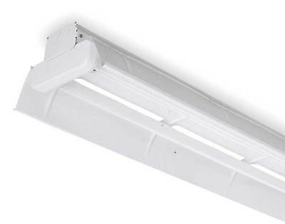 Fluorescent Fixture,F32T8,32W,120-277V LITHONIA LIGHTING AFST 2 32 MVOLT GEB10IS
