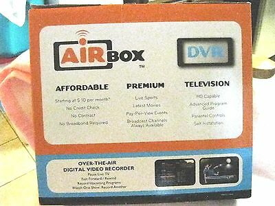 AirBox R8045A OTA HD Digital Television Receiver DVR brand NEW