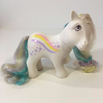 My little Pony G1 Raincurl 1989 Rainbow Curl Tootsie Pose