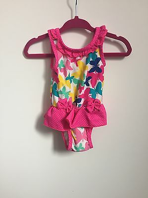 Boots Mini Club Butterfly Swimming Costume 0-3