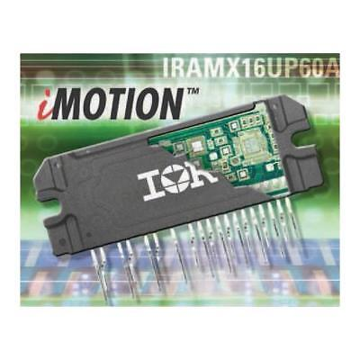 1 x Infineon IRAMX16UP60A-2 AC Induction Motor Driver IC, 600V 16A, 23-Pin