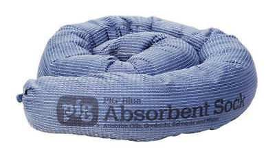 NEW PIG 2048 Absorbent Sock, Blue, 15 gal., PK20