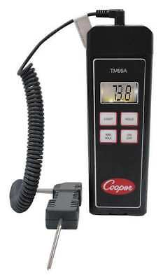 COOPER ATKINS TM99A Thermistor Thermometer, Phone Plug