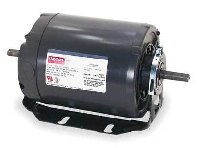 Tool Motor,2-Shaft,1/2hp,3450rpm,115V DAYTON 6K866