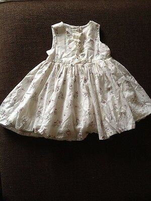 Beautiful Girls Next Party Dress Age 3-6 Months