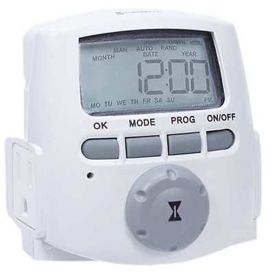 Timer,Digital,120V,15A,Plug In INTERMATIC DT620