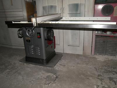 """Table Saw Rockwell Unisaw 10"""" 3 Phase 230/460 volts"""