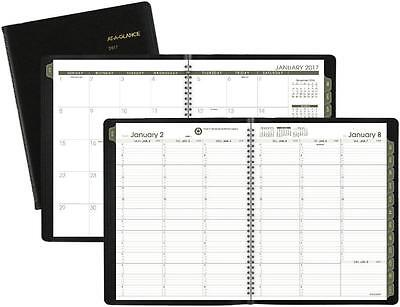 AT-A-GLANCE 2017 Recycled Weekly-Monthly Appointment Book (70950G_17)