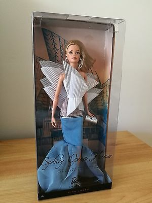 Barbie Dolls of the World – Sydney Opera House Doll