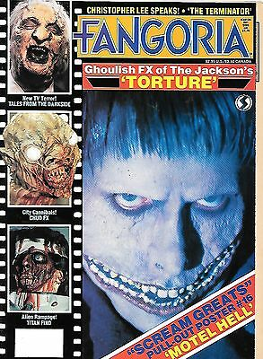 Fangoria #41 (1985, 70 pages, part colour) good as new - very scarce issue