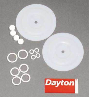 Pump Repair Kit,Fluid DAYTON 6PY61