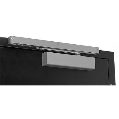 NORTON DOOR CLOSERS 7500ST x 689 Hydraulic Door Closer, Alum, Pull