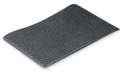 Carpeted Entrance Mat,Charcoal,3ft.x5ft. NOTRAX 150S0035CH