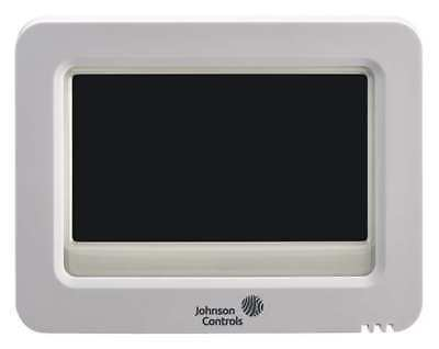 JOHNSON CONTROLS T8590 Low Voltage WiFi Capable Thermostat, Humid. Control,
