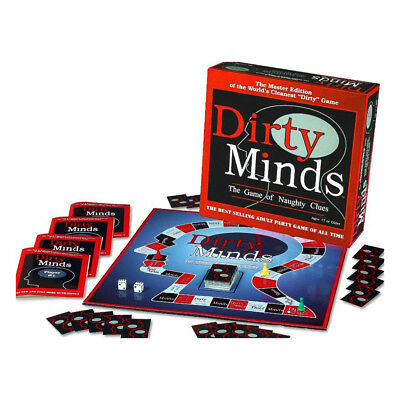 Dirty Minds The Master Edition Board Game NEW