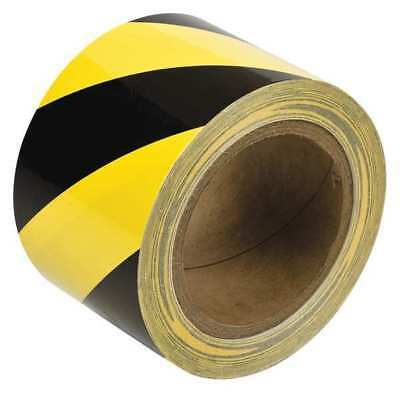 60 ft. Safety Warning Tape, Brady, 58257