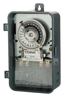 Electromechanical Timer,208 to 277V TORK 1104B-P