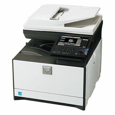 SHARP MXC301W Colour Multifunction with Copy Scan Print Very Good Condition