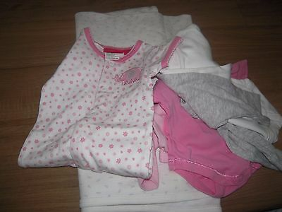 Baby girl size 00000 - 0000 bulk clothes & Pure Baby wrap