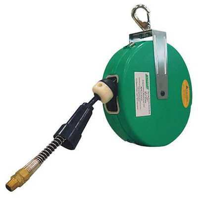 "1/4"" x 20 ft. Spring Return Hose Reel with Hose 200 psi SPEEDAIRE 2CUD6"
