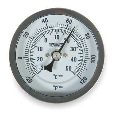 Analog Dial Thermometer, 1NFY8