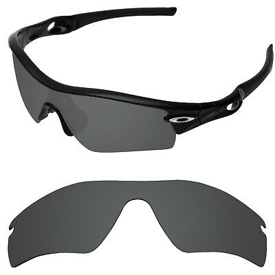 Tintart Polarized Replacement Lenses for-Oakley Radar Path Carbon Black (STD)