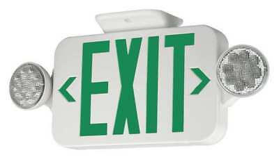 HUBBELL LIGHTING COMPASS Exit Sign/ Emergency Lights
