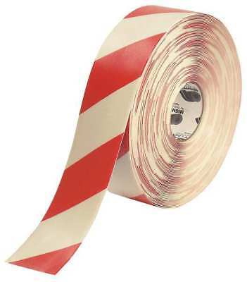 100 ft. Industrial Floor Tape, Mighty Line, 3RWCHVRED