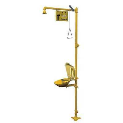 Drench Shower With Eyewash, Bradley, S19314PDC