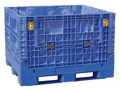 Collapsible Bulk Container, Blue ,Buckhorn, BN4845342023000