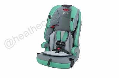 **NEW** Graco Tranzitions 3-in-1 Harness Booster Seat, Basin, Free Shipping