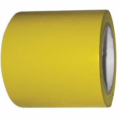 CONDOR 58250 Aisle Marking Tape,Roll,3In W,108 ft. L