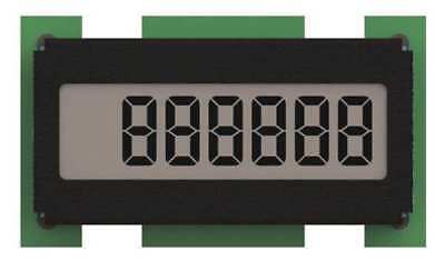 ENM C1101BB Electronic Counter,6 Digits,LCD
