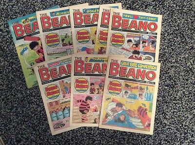 Beano Comics From 1980s deals for multiple copies available
