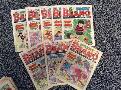 Beano Comics from 1990 deals available to multiple purchases