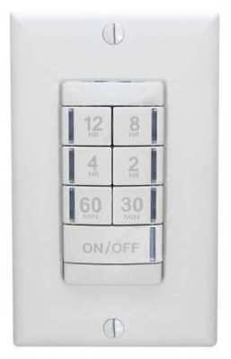 Timer Switch,12 Hrs,White ACUITY SENSOR SWITCH PTS 720 WH